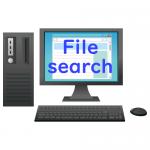 Windows10のかゆいところに手が届く。エクスプローラーで目的のファイル(拡張子)以外を検索する方法