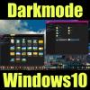 Windows10のかゆいところに手が届く。シックなダークモードに設定する方法RS5(October 2018 Update(1809))対応版