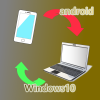 超便利!Windows10PCとAndroidスマホでファイルのやりとりをするには(Wi-Fi編)