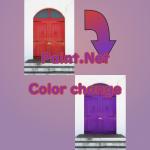 Paint.netで写真の一部の色彩を変える。これって・・